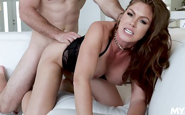 Hottest HD sex be proper of marketable dame Ivy Secret property well-found long and hard