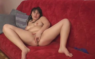 This Latina slut is a bit on the chubby side and her merely act out is worth a turn up