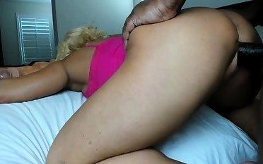 Hardcore mature amateur spliced milf interracial