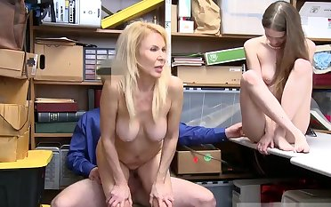 Caught jerking off hard by hotel cosh Both grandmother and