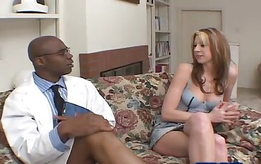 Lisa Marrie loves having a BBC in all be fitting of her orgasmic holes