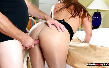 XXX subfuscous neighbor helps me with a blowjob