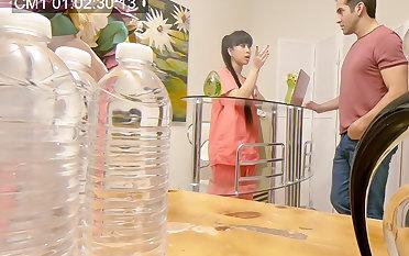 Spycam Nuru Massage