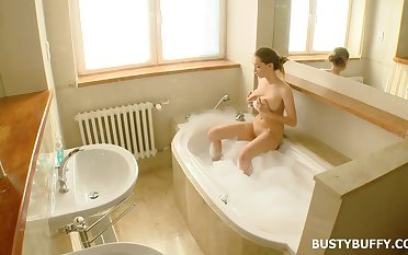 Busty Buffy - Without equal Bath
