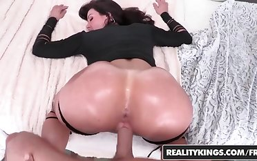 RealityKings - Monster Forms - Angst At one's fingertips Very First Glance